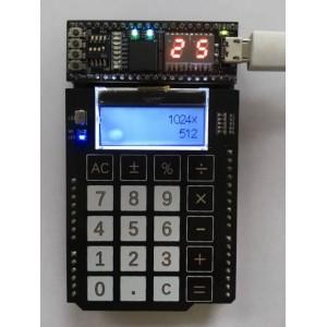 计算器扩展功能模块